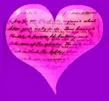 carta al amor de mi vida