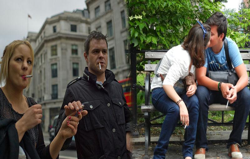 Dejar de fumar en pareja