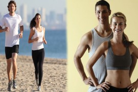 ejercicios para hacer en pareja