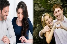 las 6 etapas de la pareja