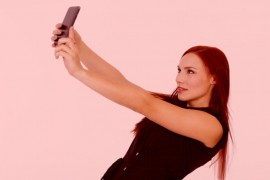 eres selfie adicto