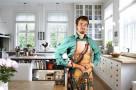 los hombres son más atractivos en la cocina