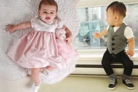 ropa de diseño para bebés