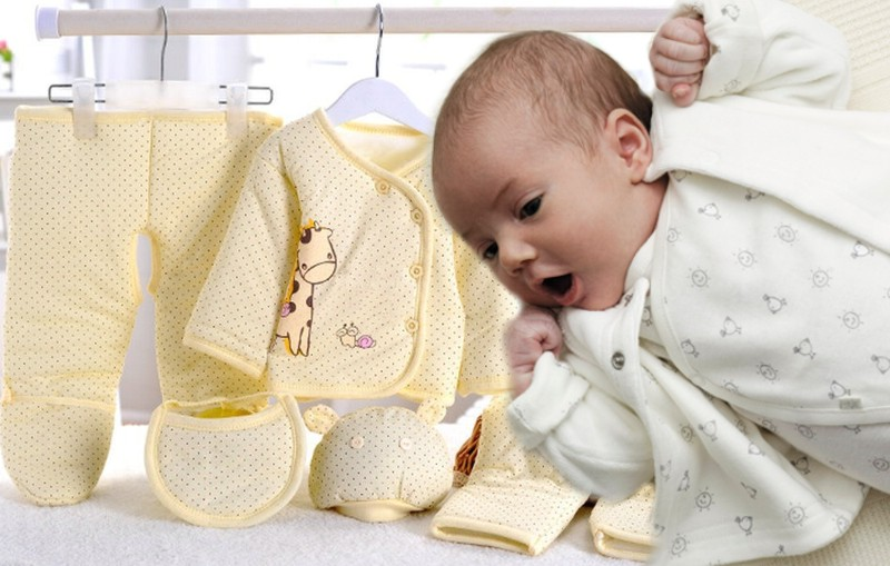 Ropa para bebes recién nacidos