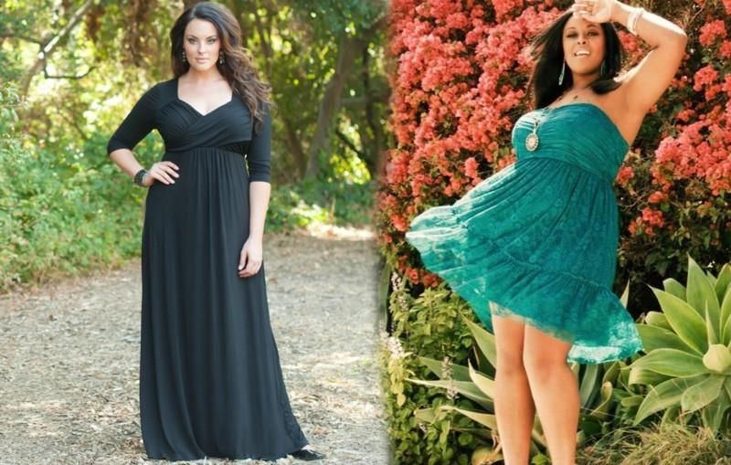 vestidos de verano para gorditas
