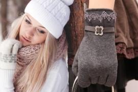 guantes de invierno