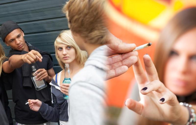 la presion en adolescentes