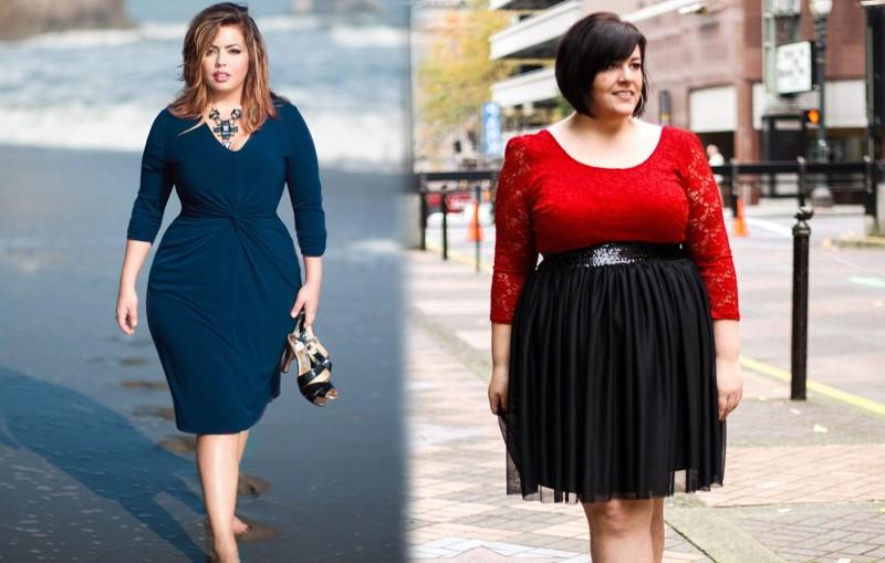 Moda para gorditas: todo el estilo para verte genial