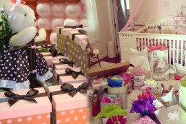 5 regalos para baby shower