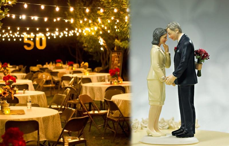 Qué son las bodas de oro