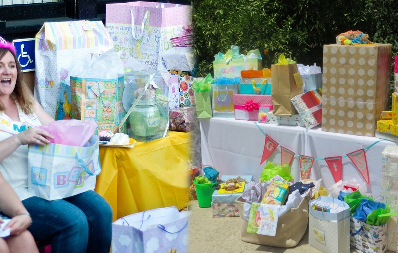 Ideas para regalos de baby shower