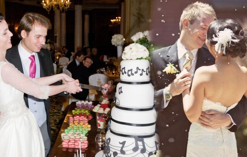 Tradiciones de boda en las ceremonias
