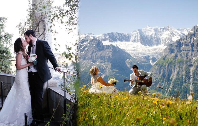 La celebración de las bodas simbólicas: