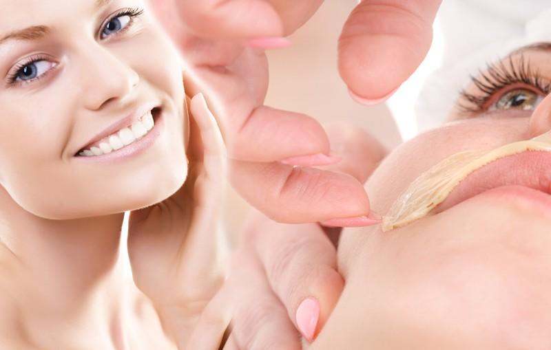 Métodos de depilación facial