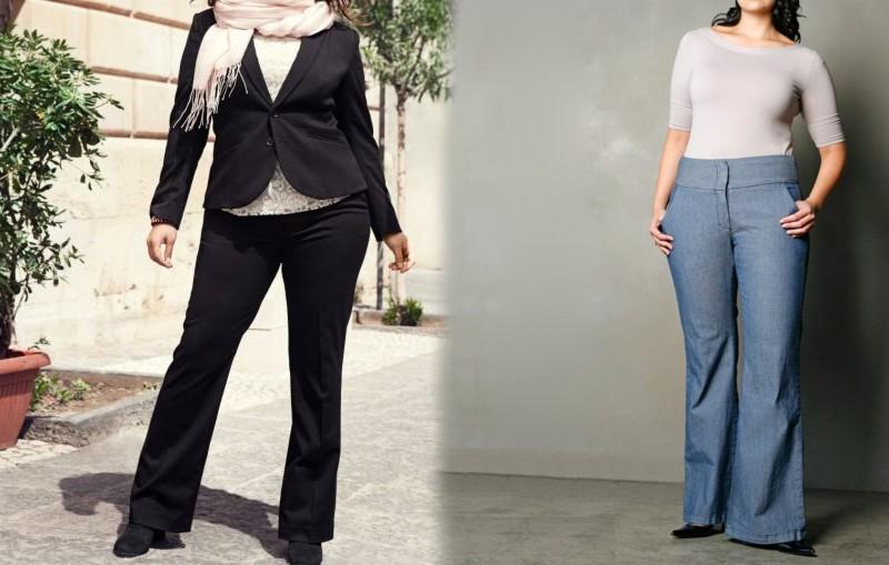 Pantalones Para Gorditas Toda La Moda