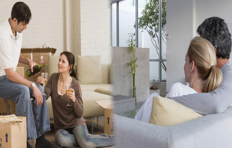 Reglas para convivir en pareja