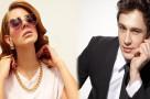 Lana del Rey y James Franco juntos
