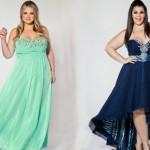 vestidos de 15 para gorditas