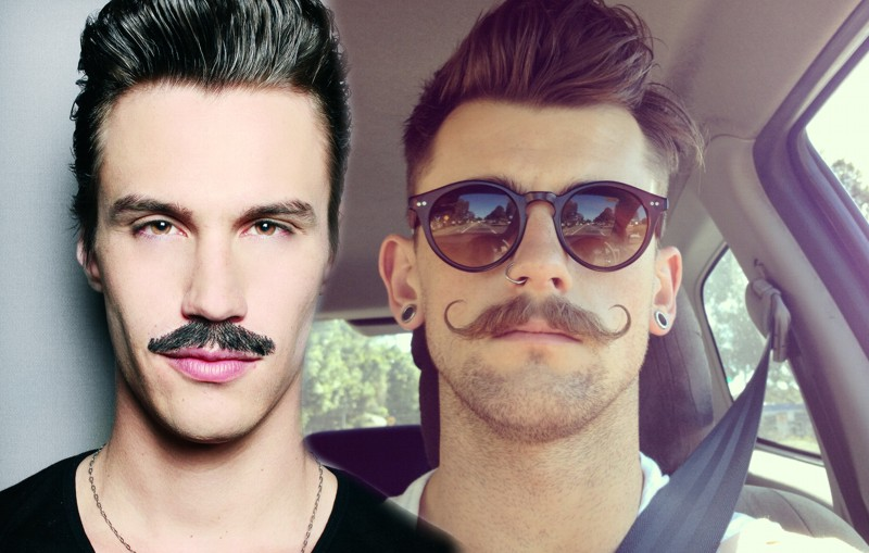 Cómo conseguir un bigote perfecto