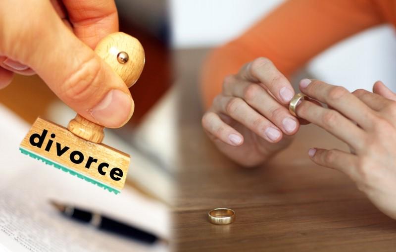 las razones más comunes del divorcio