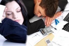 causas comunes de la fatiga
