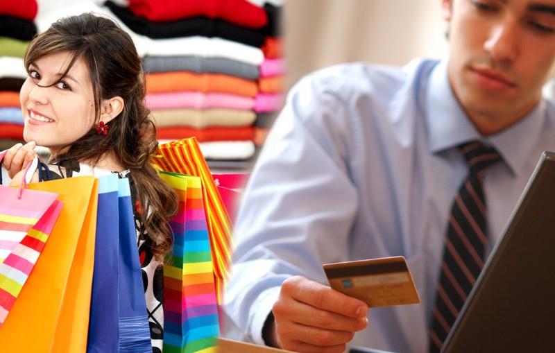 Qué es un Shopaholic