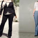 pantalones para gorditas